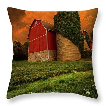Natur Throw Pillows