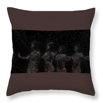 Sequence Throw Pillow