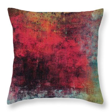 Ser. 1 #02 Throw Pillow