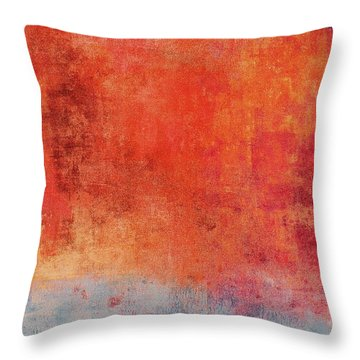 Ser. One #01 Throw Pillow