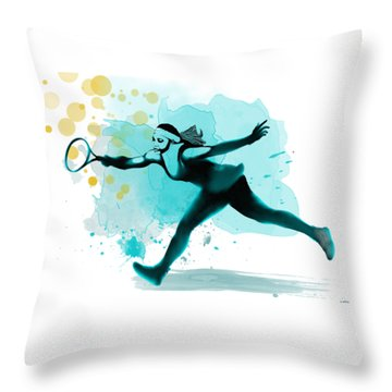 Serena Throw Pillow