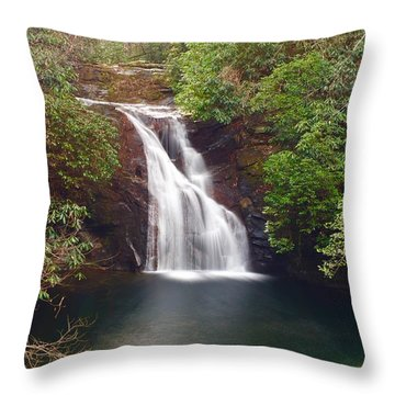 Serene Throw Pillow