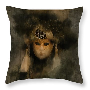 Serenissima La Grigia II Throw Pillow
