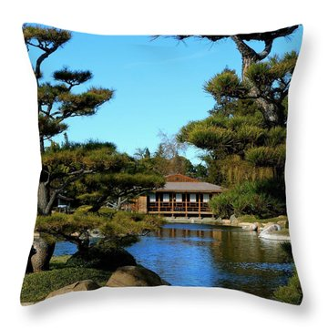 Serenity Throw Pillow