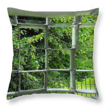Serpentine Pavilion 03 Throw Pillow