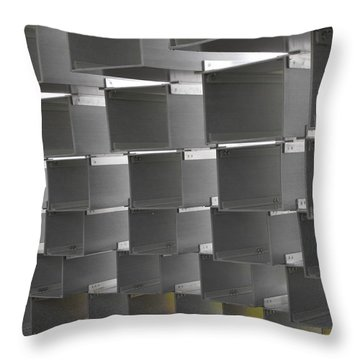 Serpentine Pavilion 12 Throw Pillow