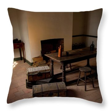 Servant's Hall Throw Pillow