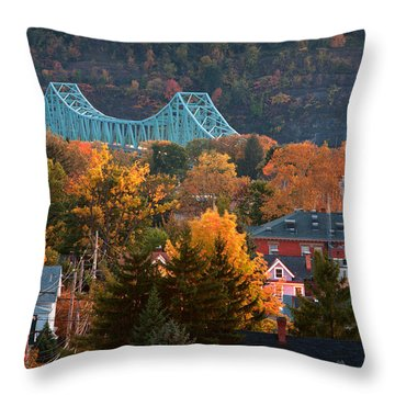 Sewickley 6 Throw Pillow