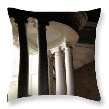 Sf Nightwalk Throw Pillow