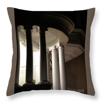 Sf Nightwalk Throw Pillow