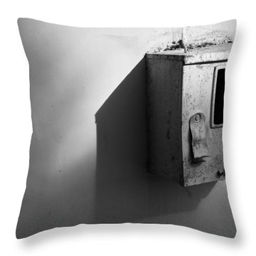 Shadow Box 2006 1 Of 1 Throw Pillow