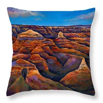 University Of Arizona Throw Pillows