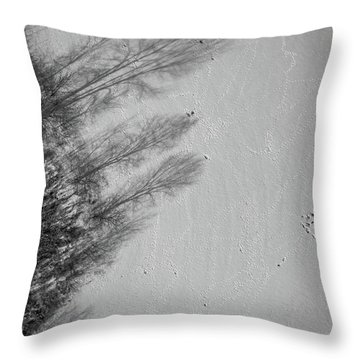 Shadow Walkers Throw Pillow