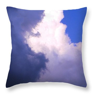 Shadow Work Throw Pillow