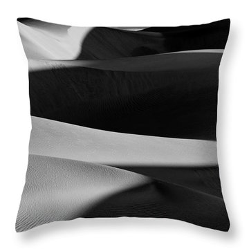 Shadowlight Throw Pillow