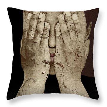 Shame Throw Pillow