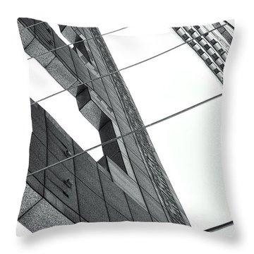 Shanghai Museum Throw Pillow