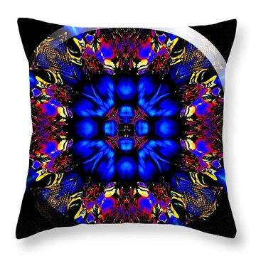 Shanna Throw Pillow by Robert Orinski
