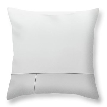 Shape And Line I Throw Pillow