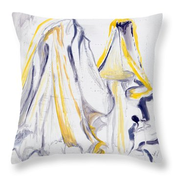 Shape Shifting Throw Pillow