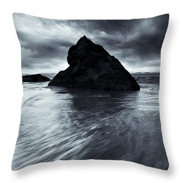 Shaping The Heavens Throw Pillow by Mike  Dawson