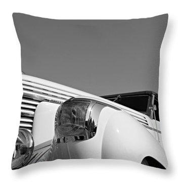 Shark Nose Graham Throw Pillow
