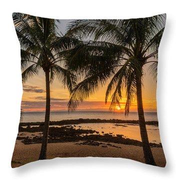 Cove Throw Pillows