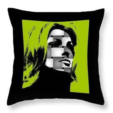 Sharon Tate Throw Pillow