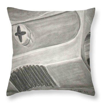 Sharpener Study Throw Pillow