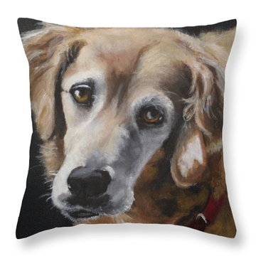Shea Vt 2 Throw Pillow