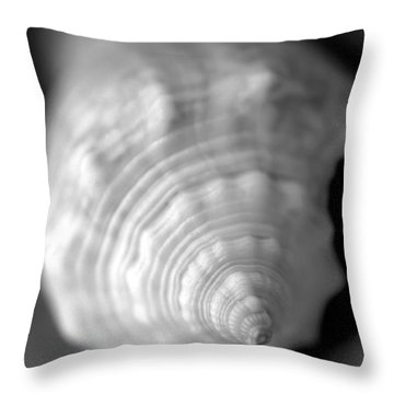 Shell Dream Throw Pillow