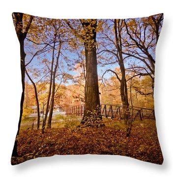 Shenango Paradise Throw Pillow