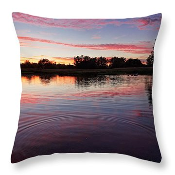 Shepherd Delight Throw Pillow