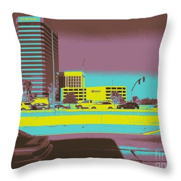 Sherman Oaks Throw Pillow