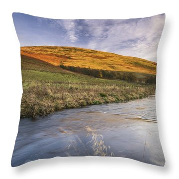 Shillhope Law Throw Pillow