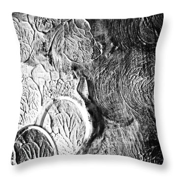 Shine II Throw Pillow