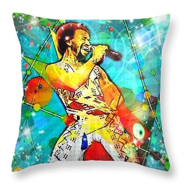 Shining Star  Throw Pillow