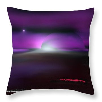 Shining Star Throw Pillow