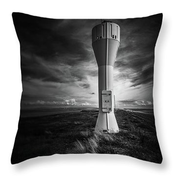 Shipping Light Throw Pillow