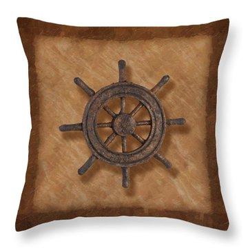 Sailing Photographs Throw Pillows