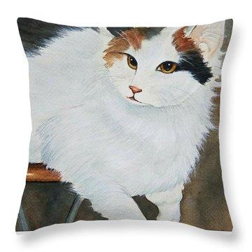 Shirley Throw Pillow