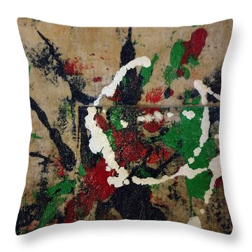 Shirt Pocket Throw Pillow