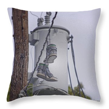 Shoefiti 10145 Throw Pillow