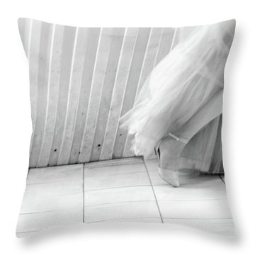 Shoes #6334 Throw Pillow