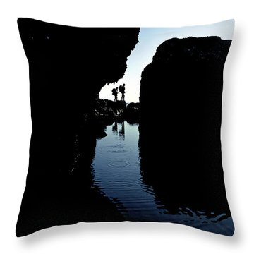 Shore Patrol Throw Pillow