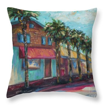 Shorelines And Pete's Throw Pillow