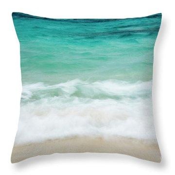 Shorelines IIi Throw Pillow