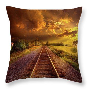 Short Stories To Tell Throw Pillow