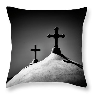 Show Me The Path. Throw Pillow