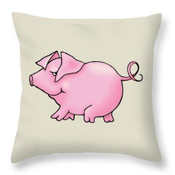 Sid Throw Pillow